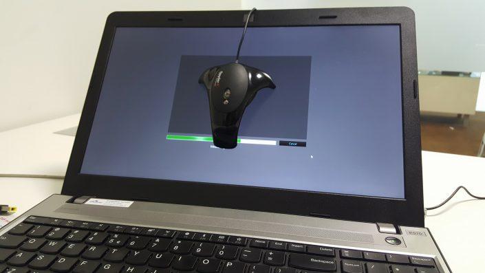 Monitorių kalibravimas Utenoje